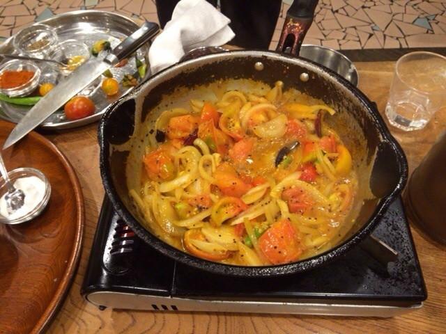 南インド料理_トマトカリー_2